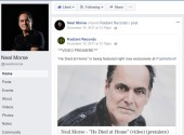 Got to premiere a Neal Morse solo video in December '17, which was awesome.